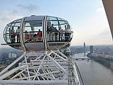 London Eye Cabin - Sprachreise Hastings